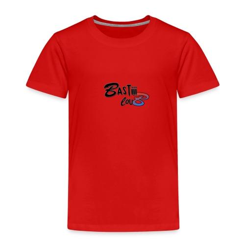 Bastiiilou - BatzdiTV MERCH - Kinder Premium T-Shirt