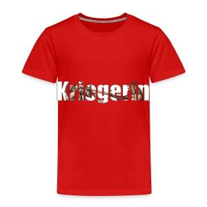 kriegerin - Kinder Premium T-Shirt