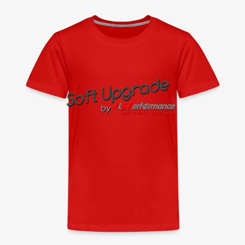 FLS Performance - Soft Upgrade Logo - Kinder Premium T-Shirt