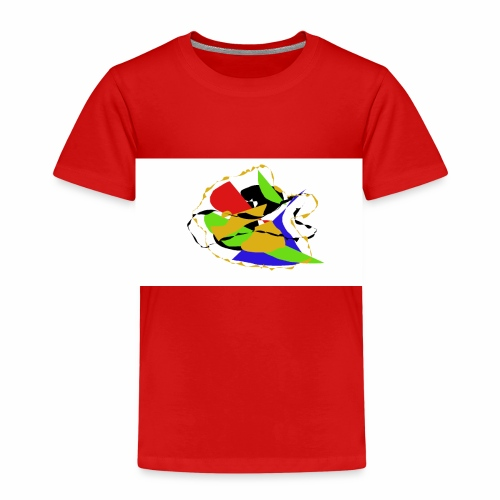 Kunst One - Kinder Premium T-Shirt
