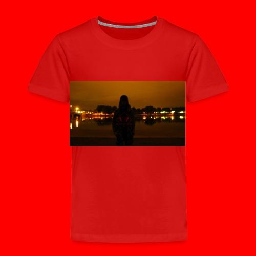 Blacksoldier is a live - Kinder Premium T-Shirt