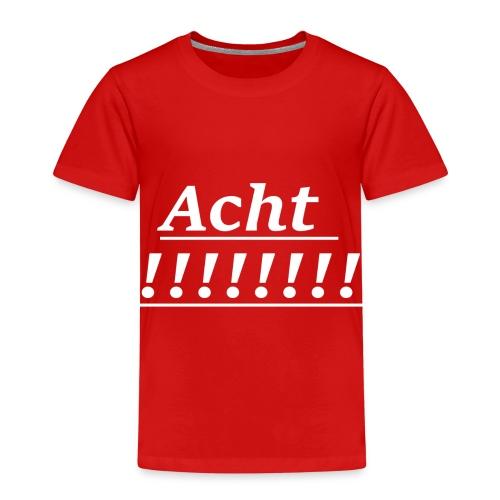 8! Lieblings T-Shirt mit lieblings Zahl! - Kinder Premium T-Shirt