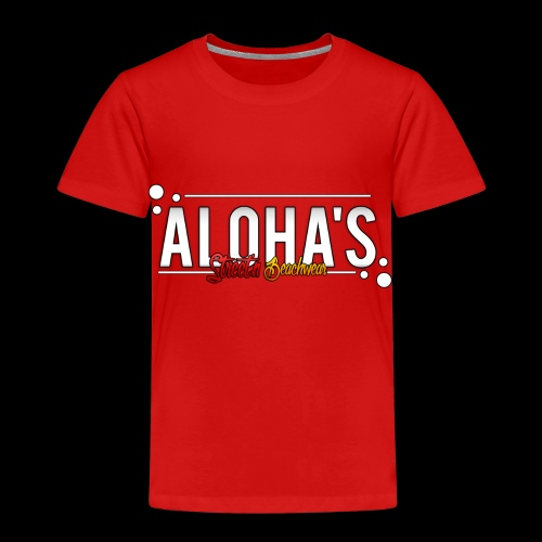 Aloha's Deluxe - Kinder Premium T-Shirt