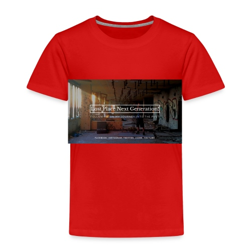 Lost Place Next Generation - Kinder Premium T-Shirt