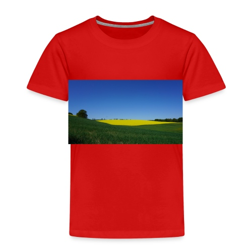 Rapsfeld - Kinder Premium T-Shirt