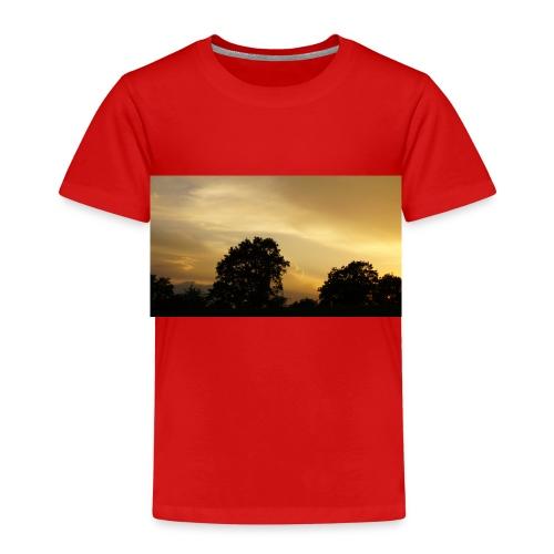Sonnenuntergang - Kinder Premium T-Shirt