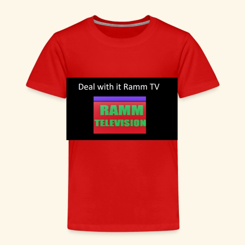Deal it with Ramm TV - Kinder Premium T-Shirt