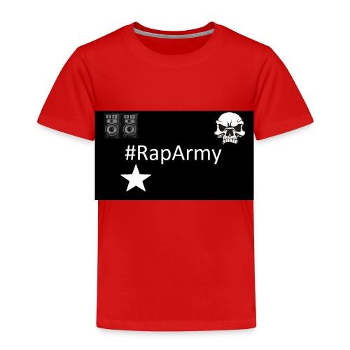 RapArmy Logo - Kinder Premium T-Shirt