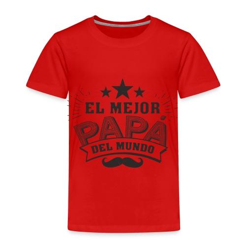 día del padre - Camiseta premium niño
