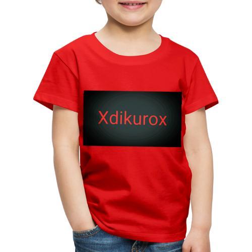 Der Xdikurox Shop!!! - Kinder Premium T-Shirt