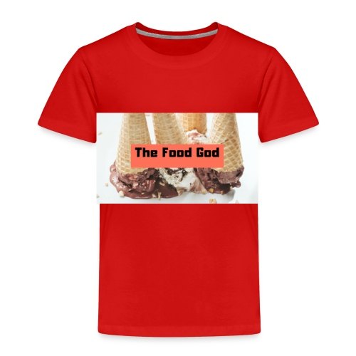 Food God - Kids' Premium T-Shirt