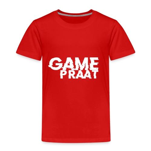 GamePraat T-Shirt - Kinderen Premium T-shirt