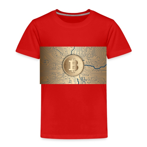 bitcoin 3089728 1920 - Kinder Premium T-Shirt