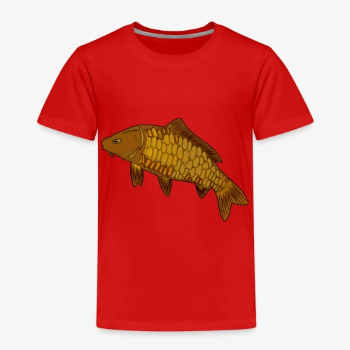 TruePassionCarp,Fishing,Angeln - Kinder Premium T-Shirt