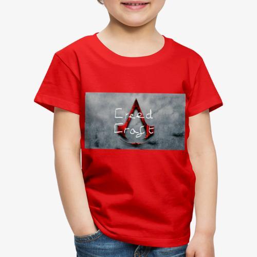 Old CreedCraft - Kids' Premium T-Shirt