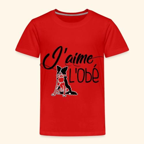 obejump - T-shirt Premium Enfant