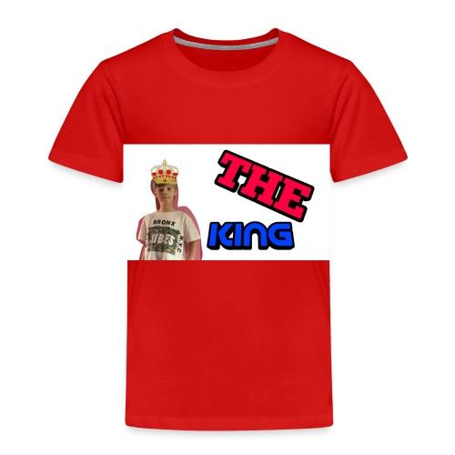 King ramdom (the king of YOUTUBE) - Kids' Premium T-Shirt