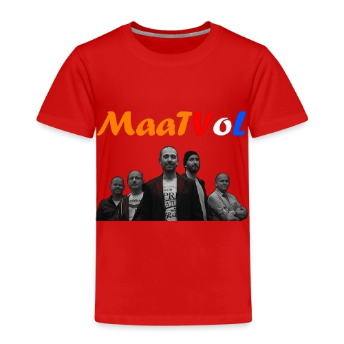 Maatvol Fan shirt Heren - Kinderen Premium T-shirt