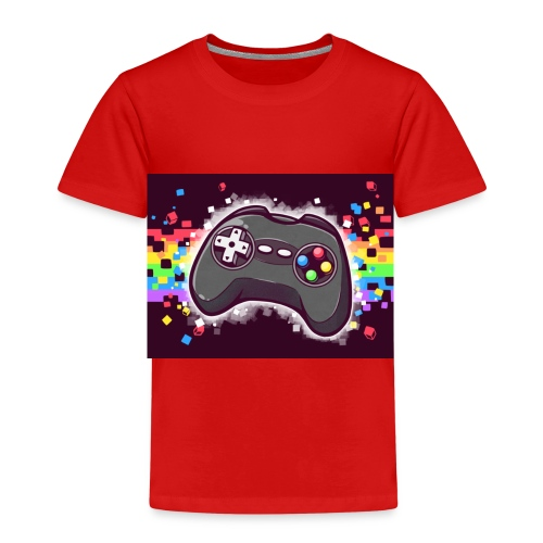 Gaming controller - Kinder Premium T-Shirt