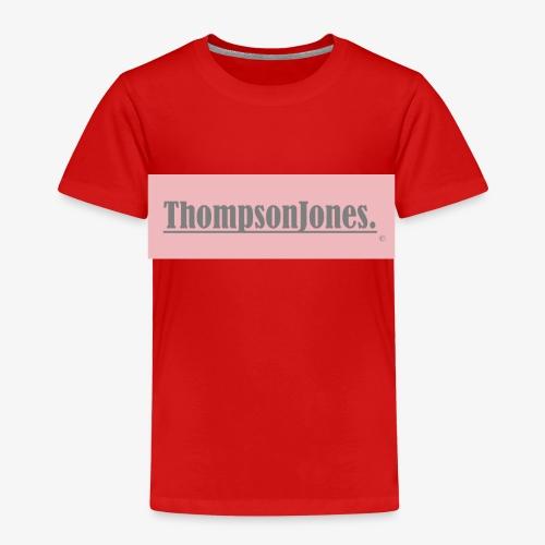 Label ThompsonJones - Kinder Premium T-Shirt