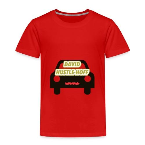 David Hustle-Hoff - Kids' Premium T-Shirt
