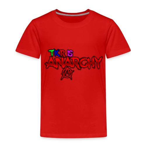 TKR IS ANARCHY! - Premium-T-shirt barn