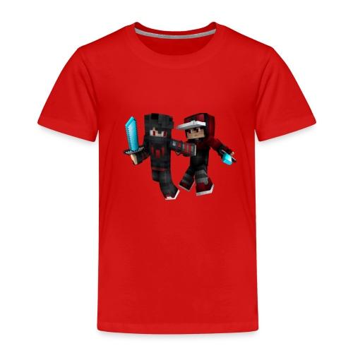 2 Sexy Typen - Kinder Premium T-Shirt