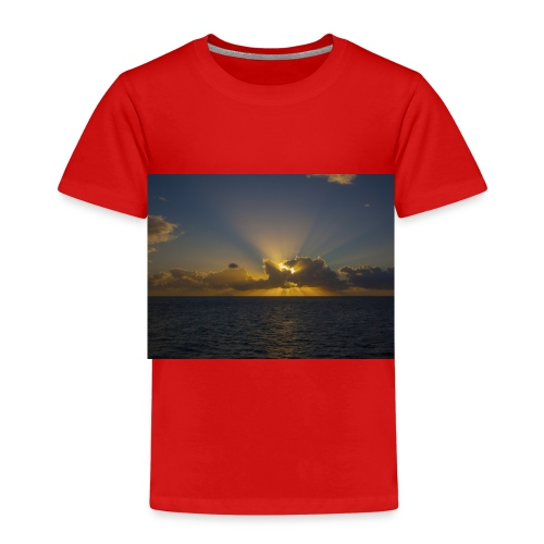 SUNSET - Camiseta premium niño