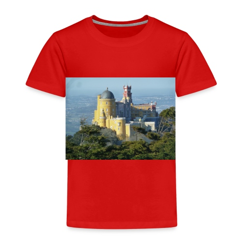 Schloss - Kinder Premium T-Shirt