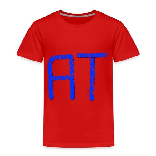 A T betekent Amartje - Kinderen Premium T-shirt