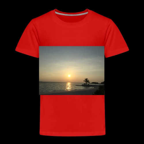 Sunset clothes - Kids' Premium T-Shirt