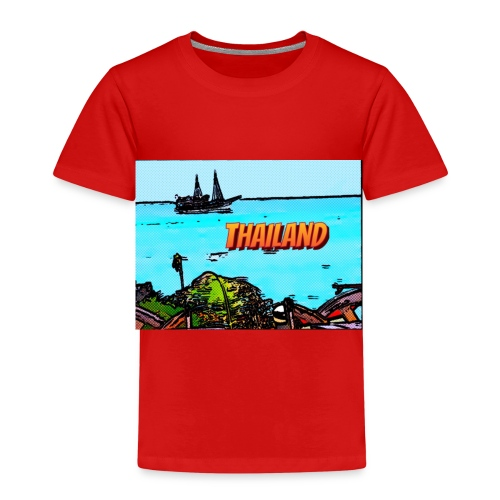 Thailand Pirat - Kinder Premium T-Shirt