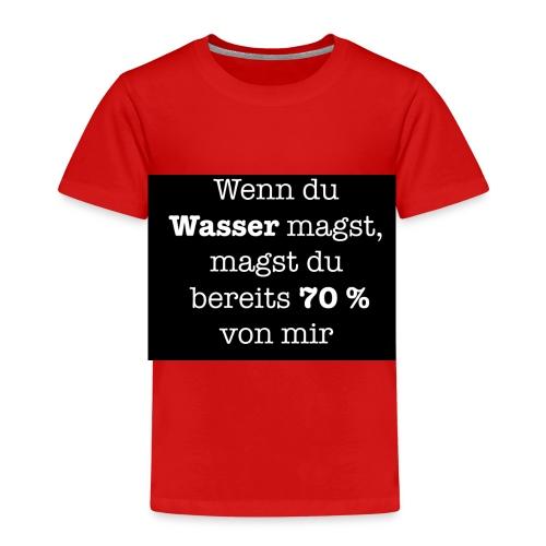 70 Prozent - Kinder Premium T-Shirt