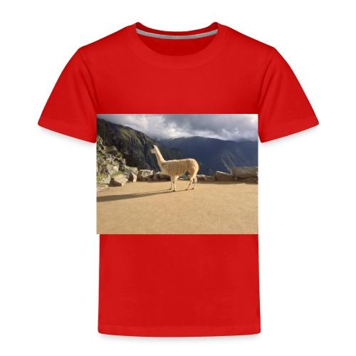 Lama la grace et la classe - T-shirt Premium Enfant