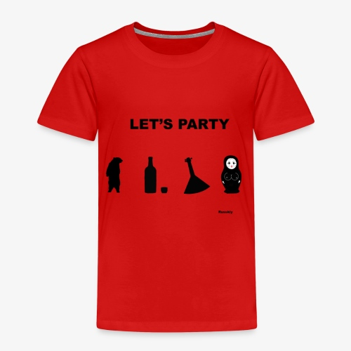 Lets Party - T-shirt Premium Enfant