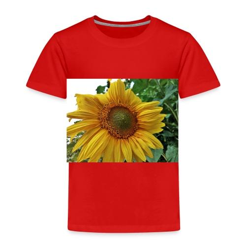 Sonnenblume - Kinder Premium T-Shirt