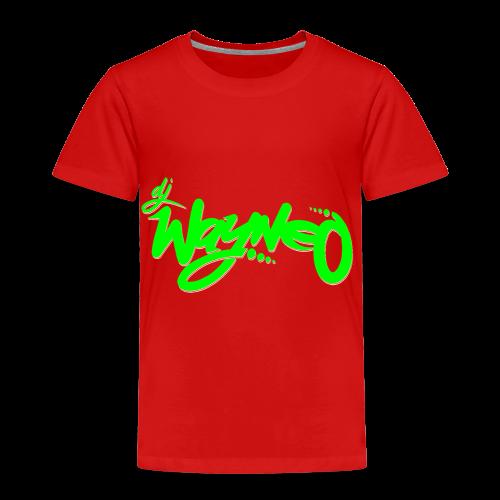 Wayneo Logo - Kids' Premium T-Shirt