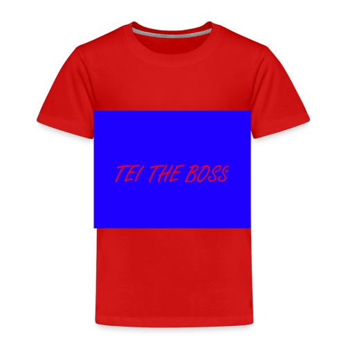 BLUE BOSSES - Kids' Premium T-Shirt