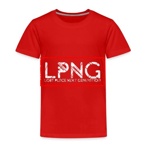 LPNG Logo LostPlaceNextGeneration - Kinder Premium T-Shirt