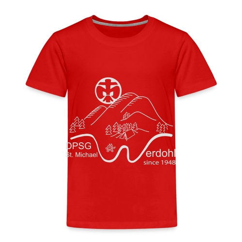 Logo Pulli Jubi Sw - Kinder Premium T-Shirt