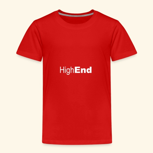 Highend - Kinder Premium T-Shirt