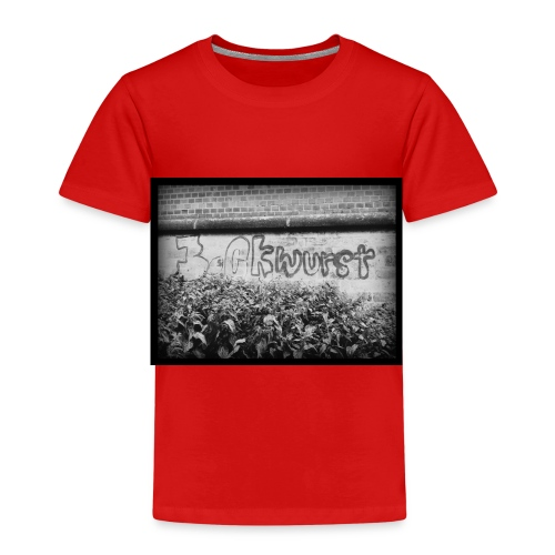 Is mir Bockwurst... - Kinder Premium T-Shirt