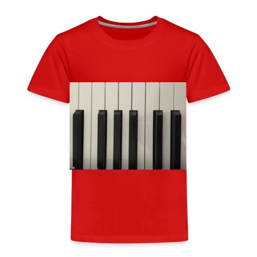 Piano T-Shirt - Kinder Premium T-Shirt