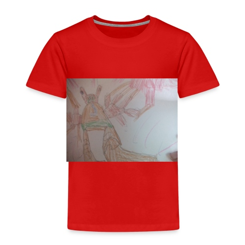 Monster hasi - Kinder Premium T-Shirt