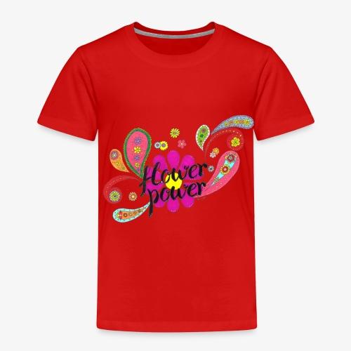 Flower Power - T-shirt Premium Enfant