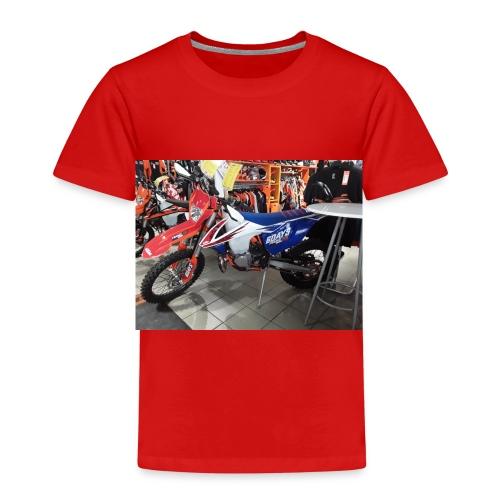 20180314 154003 - Kinder Premium T-Shirt
