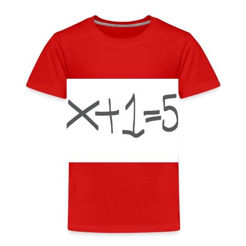 Easy Maths - Kinder Premium T-Shirt