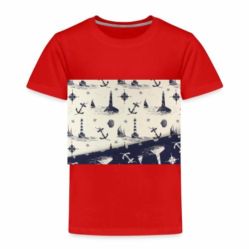 maritim leuchtturm - Kinder Premium T-Shirt