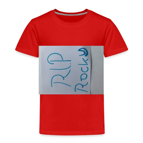 R.I.P.Rocky Top - Kinder Premium T-Shirt