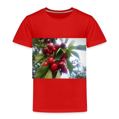 Ciliegie - Maglietta Premium per bambini